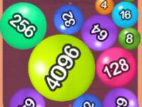 Crazy 2048 Balls